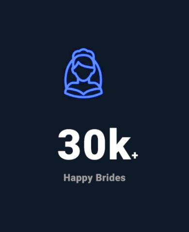 30k Happy Brides
